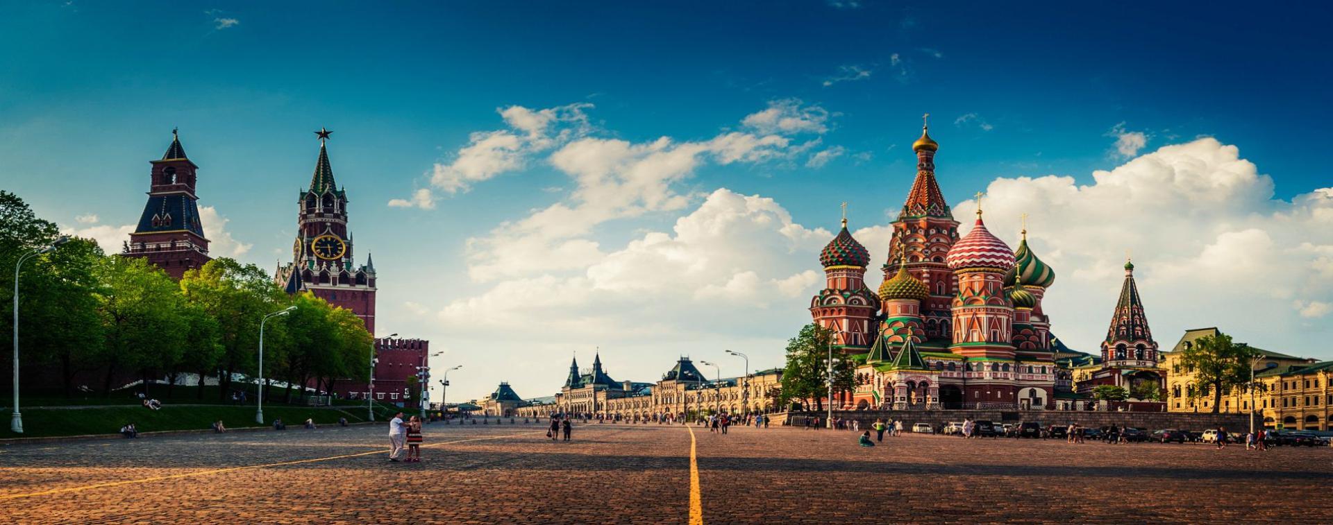 Basilius-Kathedrale-Moskau